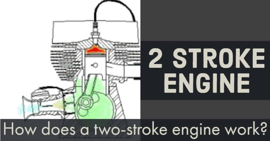 How Does A Two Stroke Engine Work With Animation Pdf